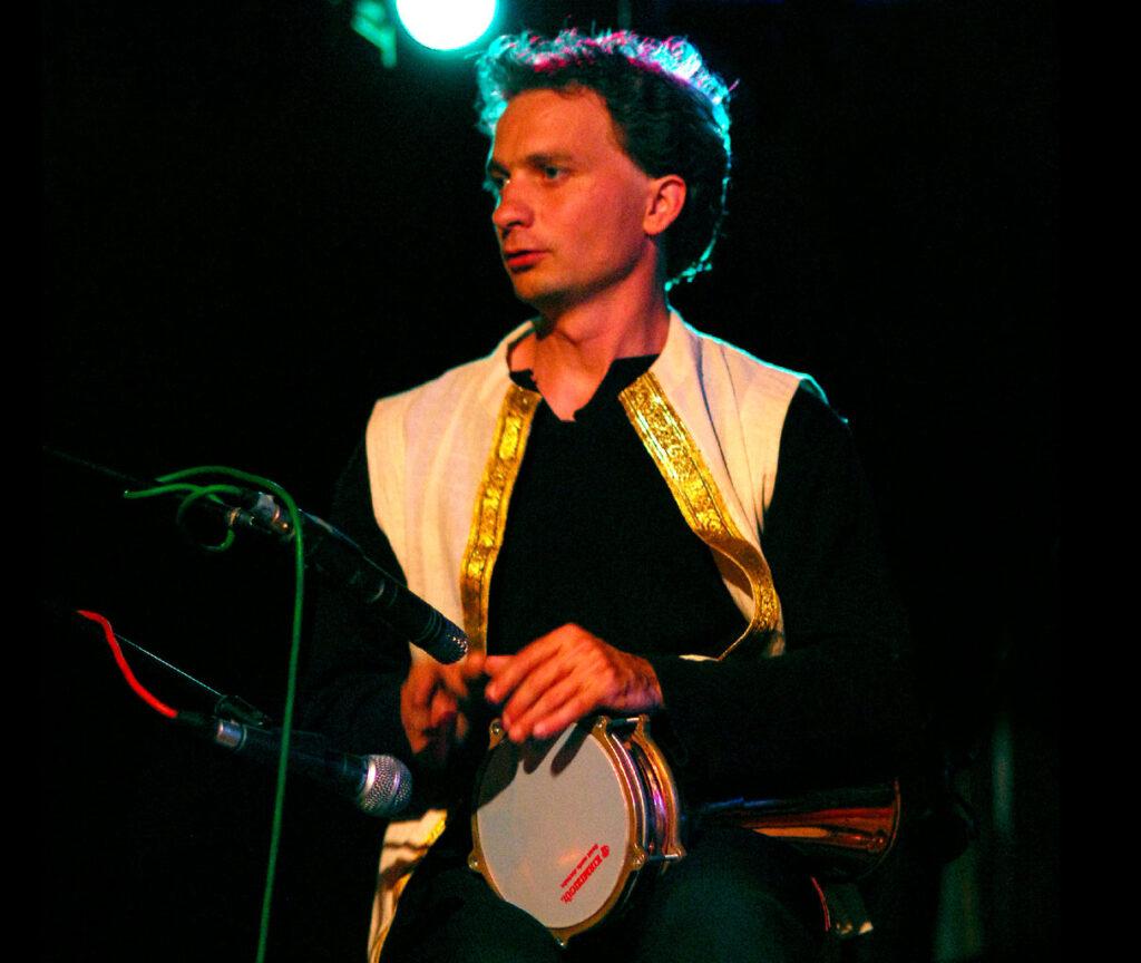 Mathias Autexier, percussion