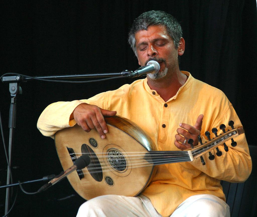 Mohamed Alnuma, voice, oud